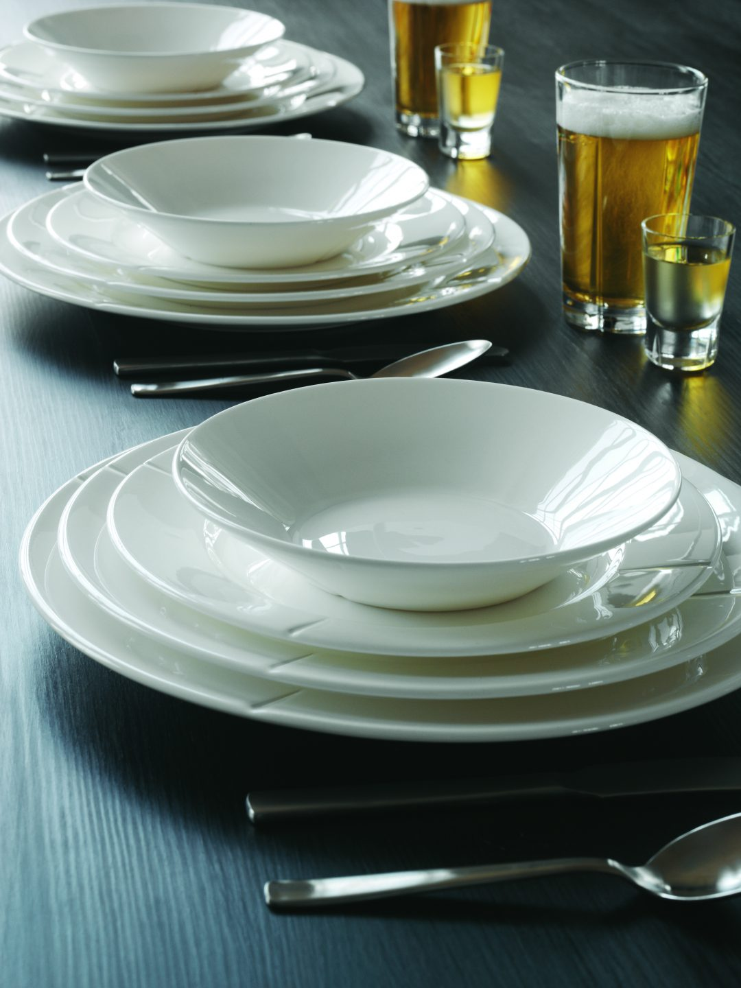 Grand Cru porcelain collection by Rosendahl