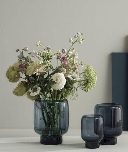 Hoop vases - By Stelton