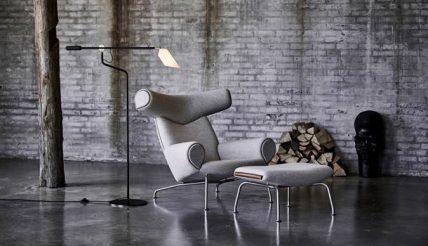 Pliverre floor lamp By Le Klint