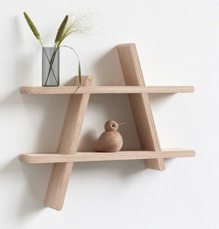A shelf by Andersen Furniture