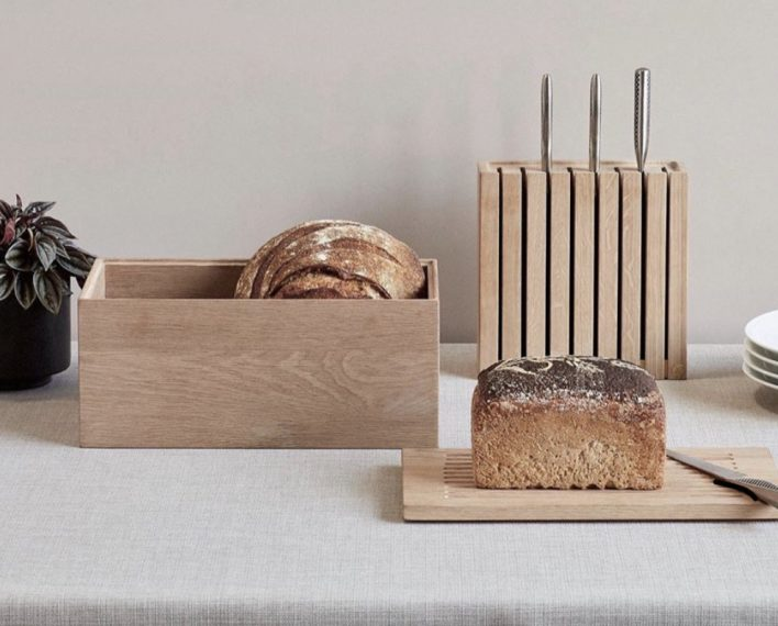 Gourmet box & knife block by Andersen FurnitureDesign Kira Usbeck