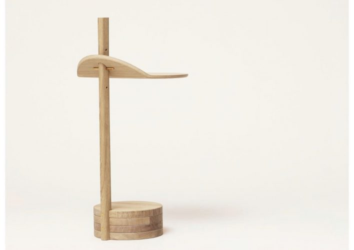 Stilk side table by Form & Refine - Design Herman Studio