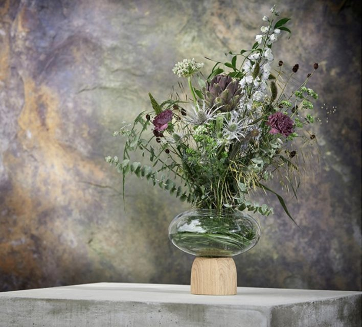 Morchella vase by Chicura - Design by Charlotte Adrian